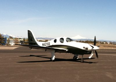 Lancair Evolution N621SS