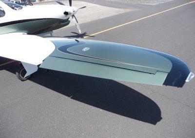 lancair-evolution-n621ss-wing-detail